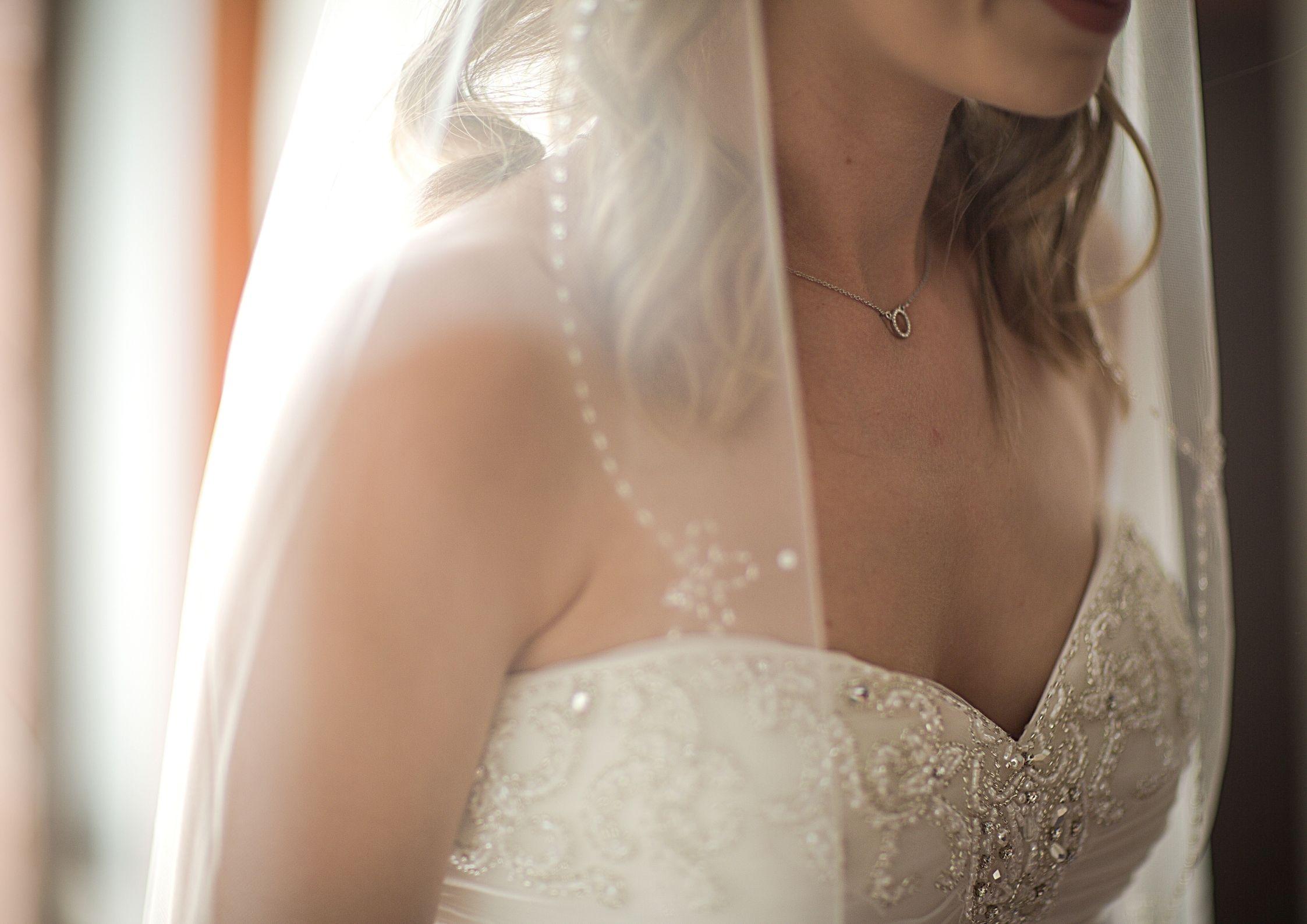 bryllupstraditoner om slør